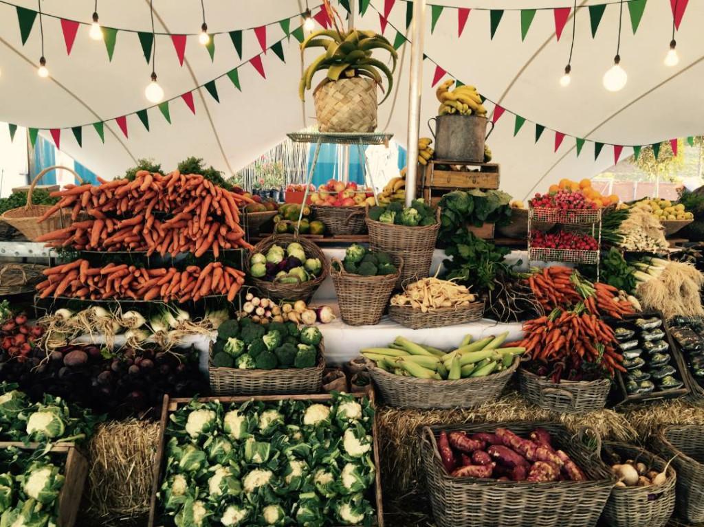 Market Day - Oranjezicht City Farm